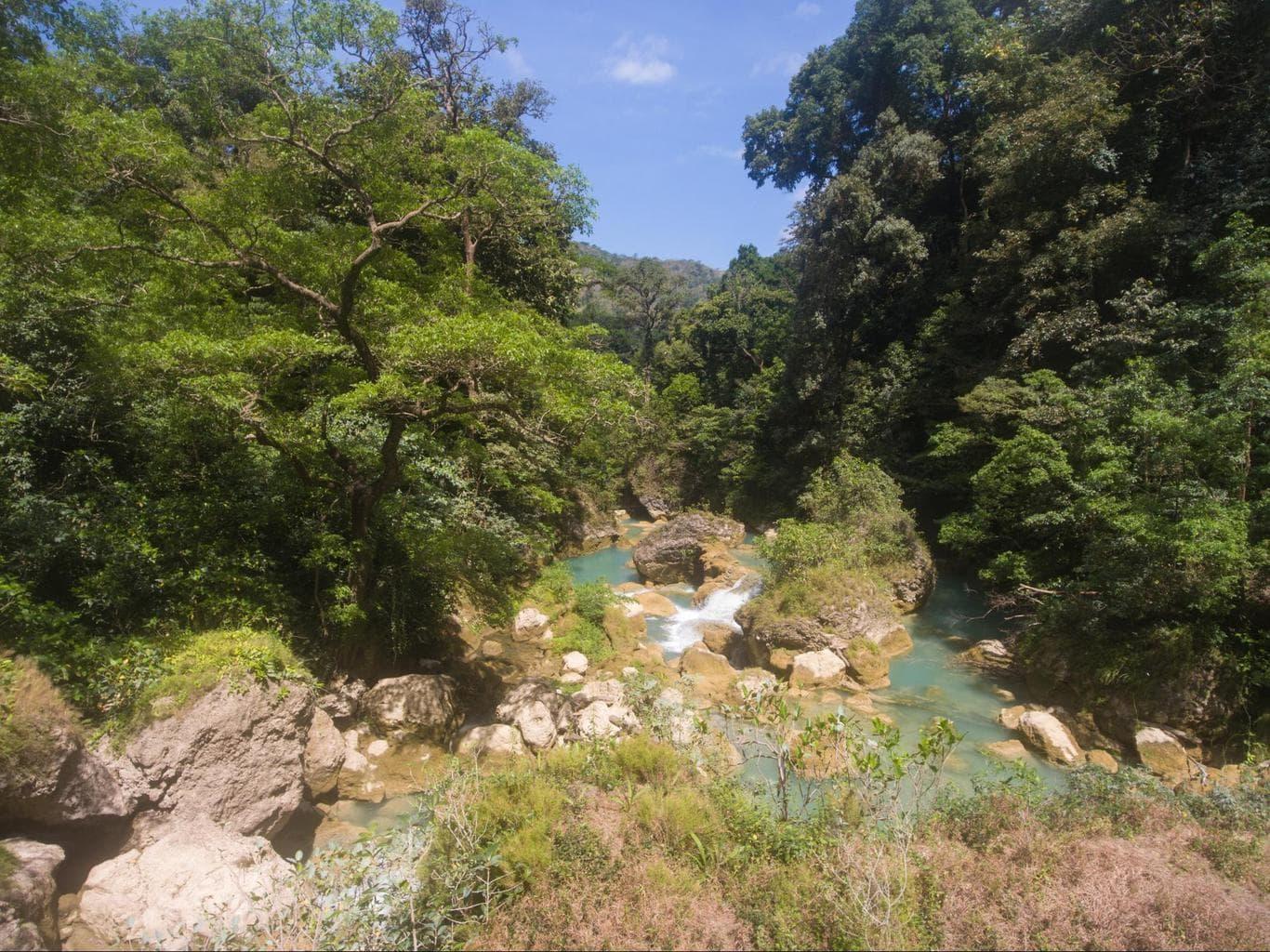 Nihi Sumba Hotel review, Jungle