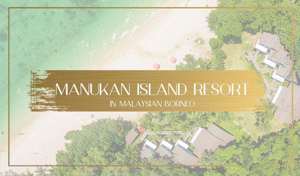manukan island resort main