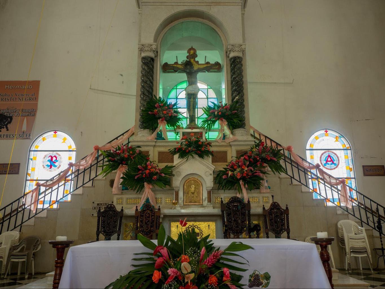 Cristo Negro in Juayua