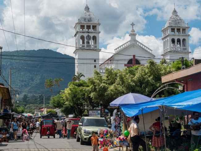 Us Department Of State Travel Warning El Salvador