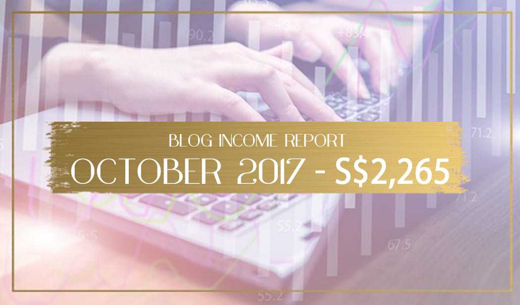 Blog income report october 2017 main