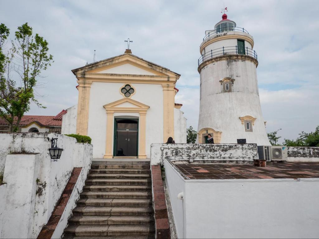 Guia Fortress and Guia Lighthouse
