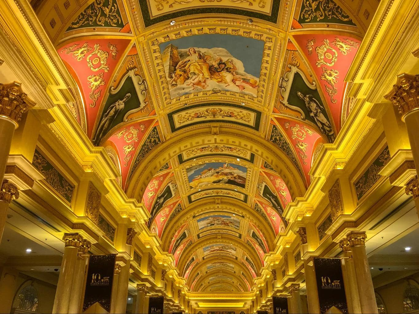 The Venetian Macau Gold