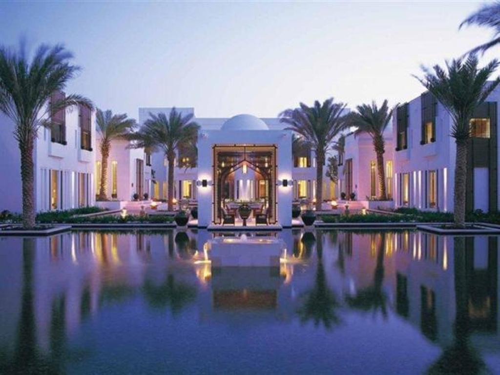 The Chedi Muscat