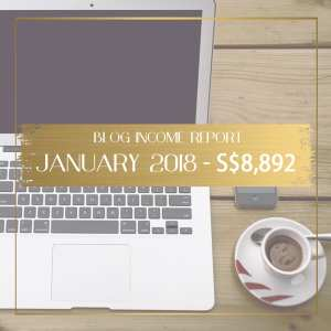 Blog Income Report January 2018 Feature