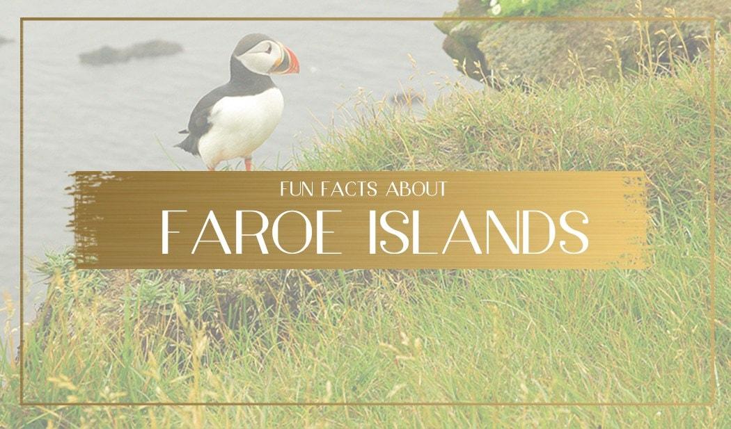 Fun facts about Faroe Islands Main