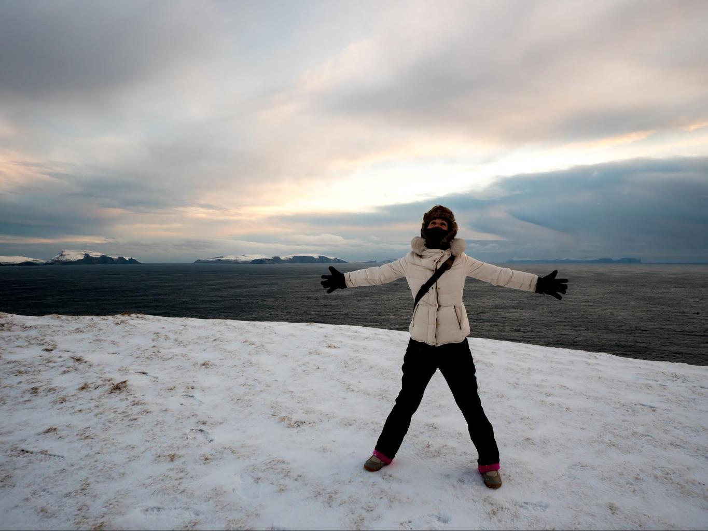 Scenic views in the Faroe Islands