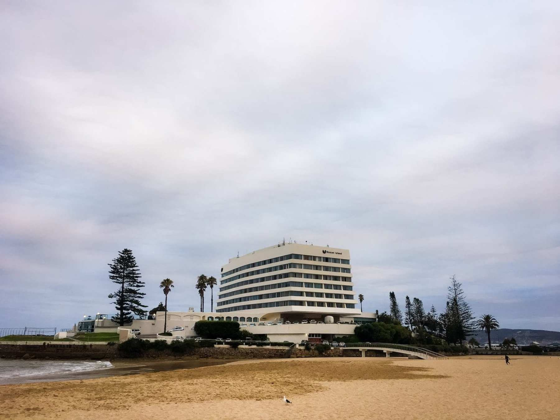 The famous Beacon Isle Hotel in Plettenberg Bay