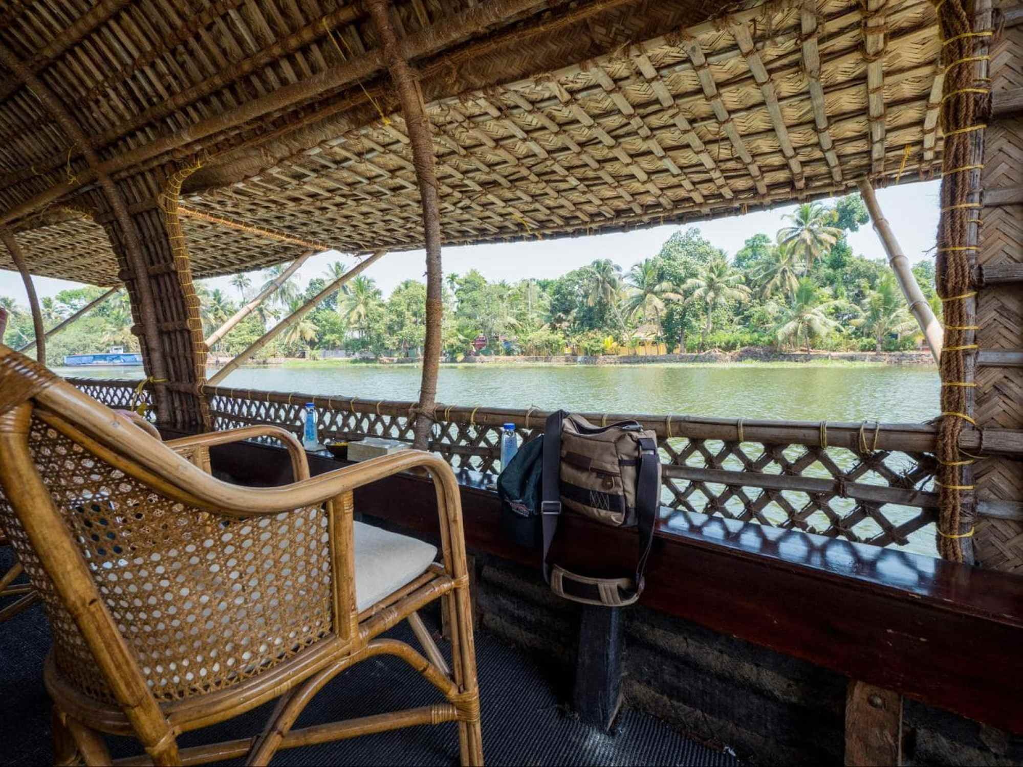 A truly authentic experience on the Oberoi Motor Vessel Vrinda
