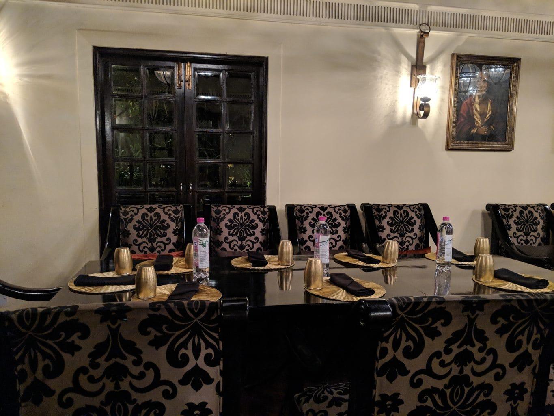 """Karavalli Restaurant"""
