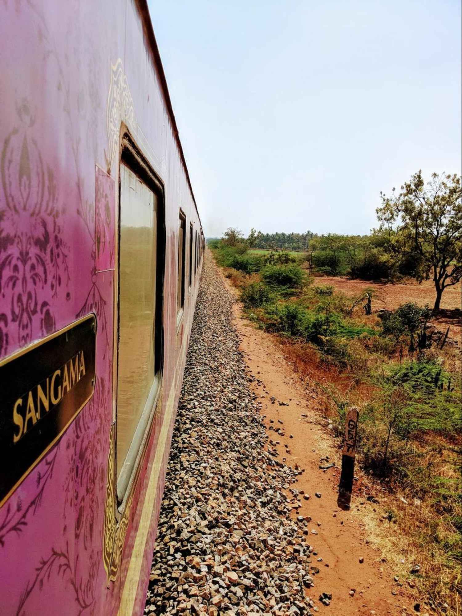 Golden Chariot Train review, the only luxury train in South India