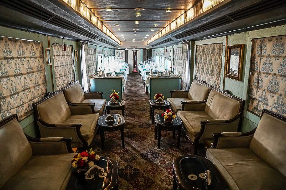 Palace on Wheels Restaurant