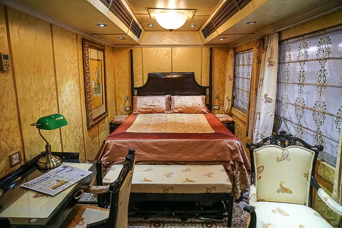 A detailed comparison of the best luxury trains in India