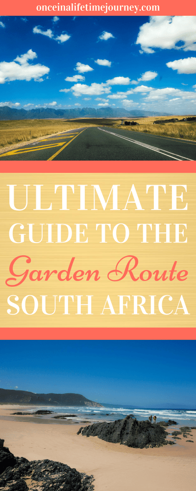 Ultimate Guide to the Garden Route South Africa