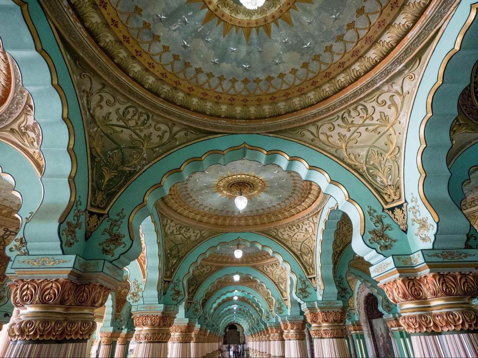 Durbar Hall Mysore Palace