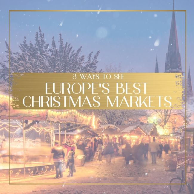 Europe's best Christmas markets feature