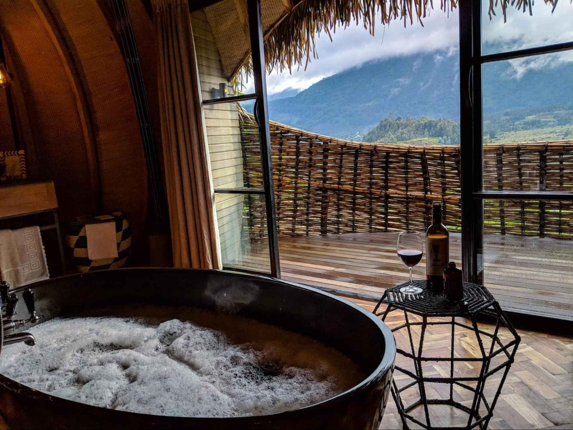 A Stay At Bisate Lodge, Rwanda's Luxury Gorilla Lodge