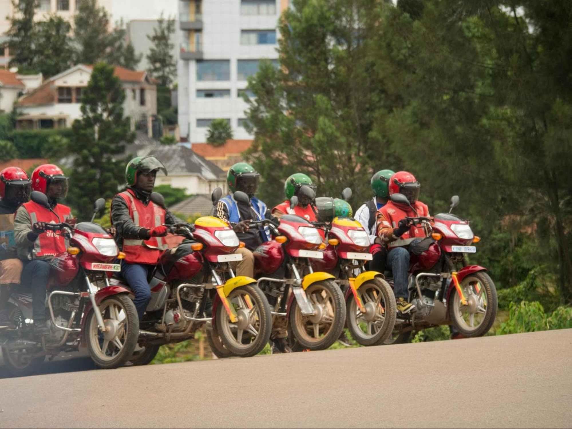 Rwandan boda-boda