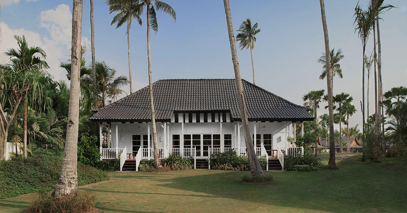Two bedroom villa at The Sanchaya