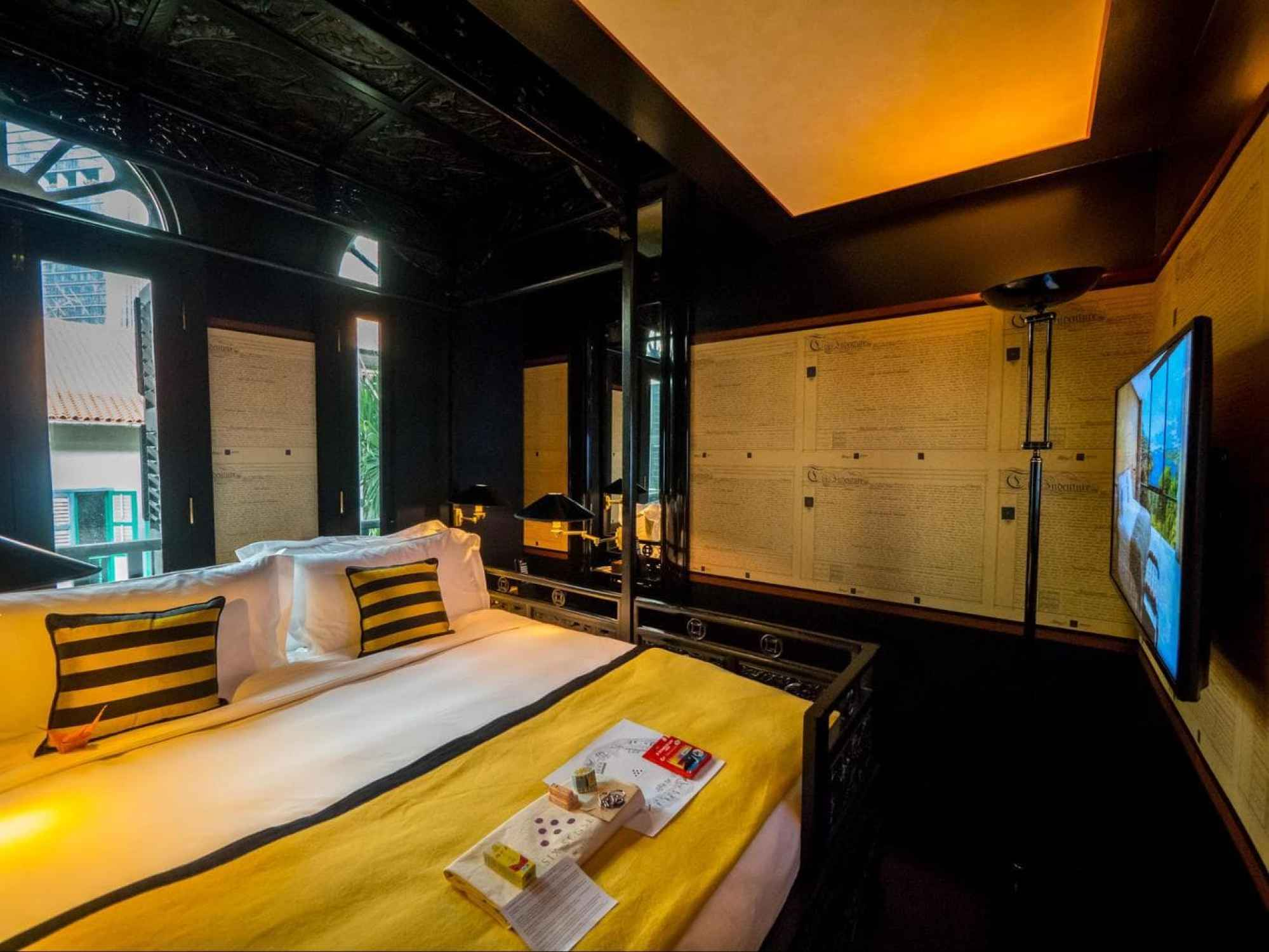 One of the Opium Suites
