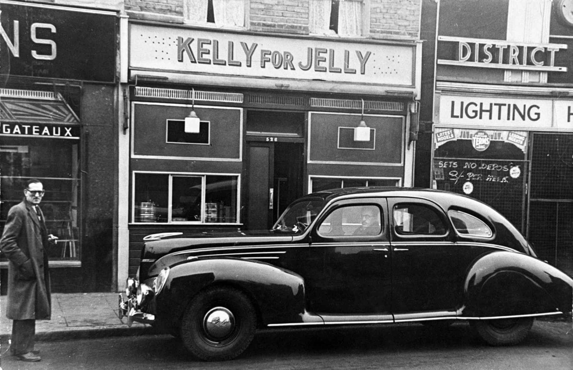 Photo courtesy of G. Kelly, Noted Eel & Pie Shop
