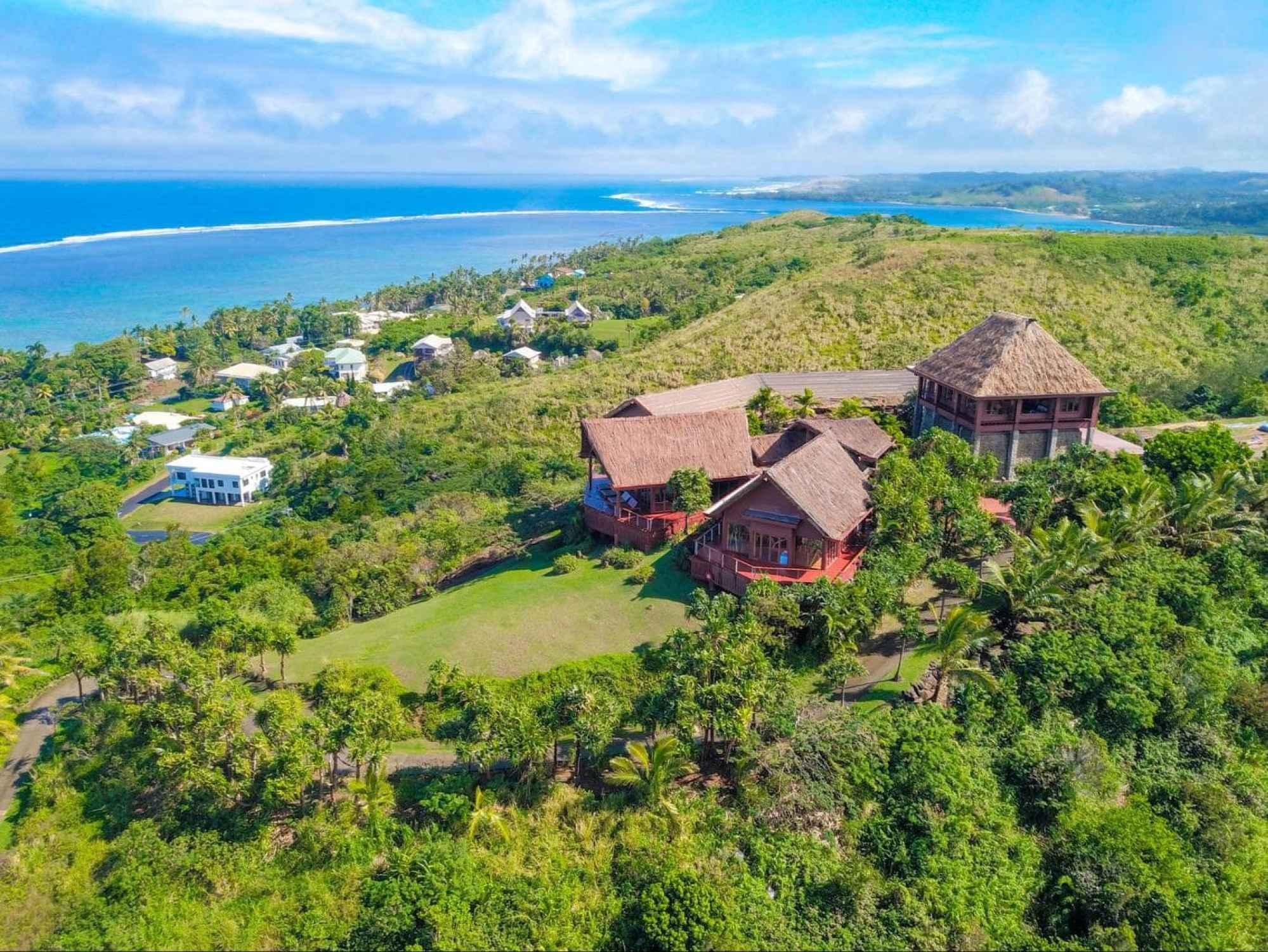 The Bebe Spa at Outrigger Fiji Beach Resort