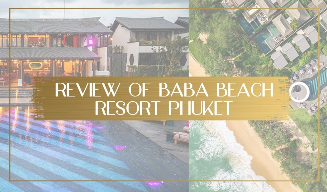Baba Beach Resort review main