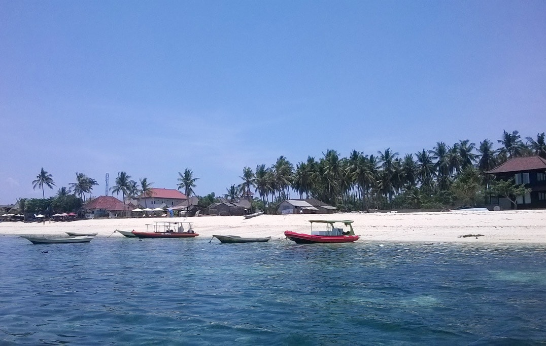 Jungutbatu Beach