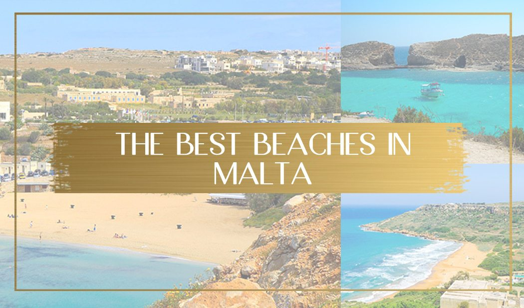 Best beaches in Malta main