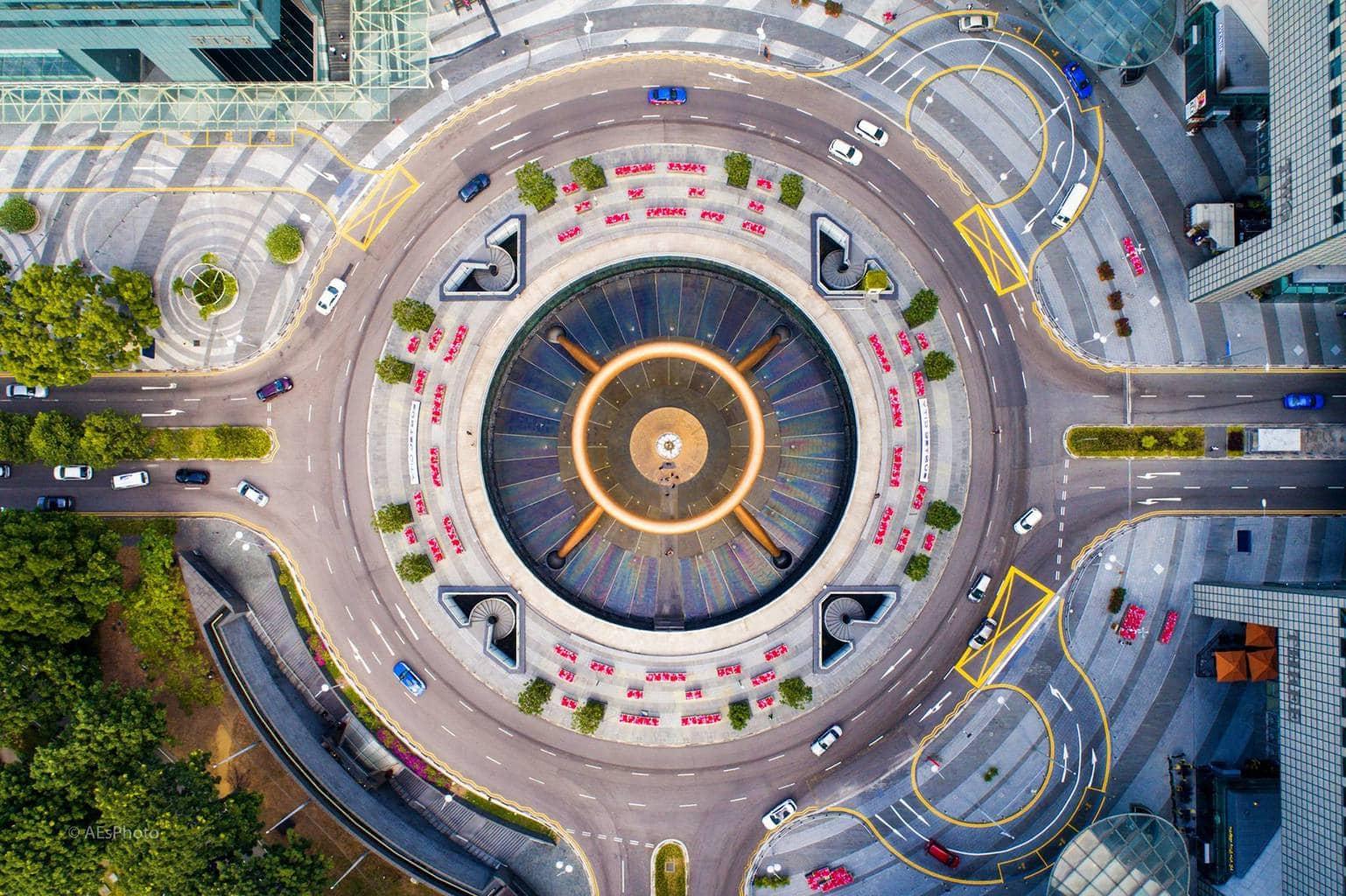 Fountain of Wealth Singapore – Photo courtesy of Allan Espolong