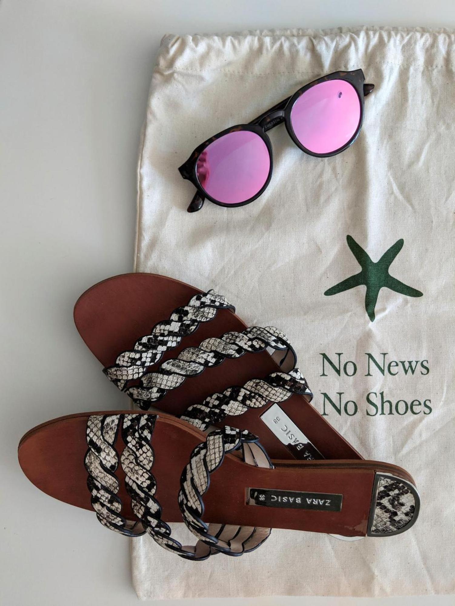 """Gili Lankanfushi signature """"No News, No Shoes"""" philosophy"""