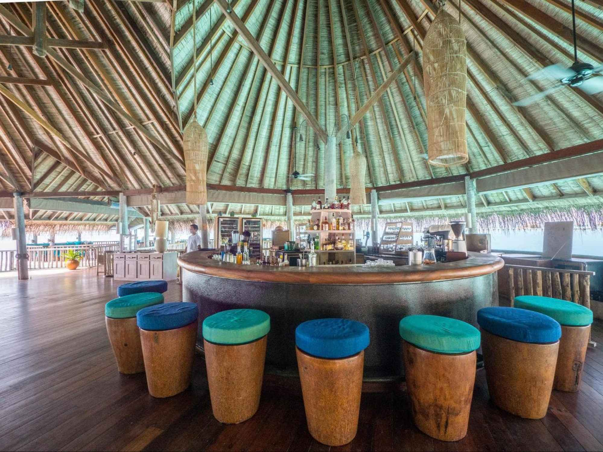 Overwater Bar and restaurant