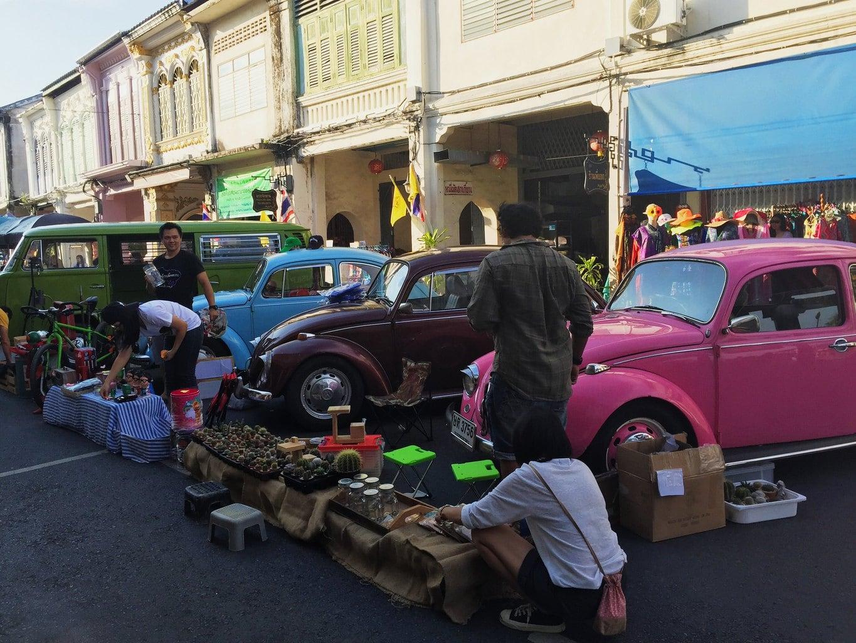 Phuket Weekend Night Market