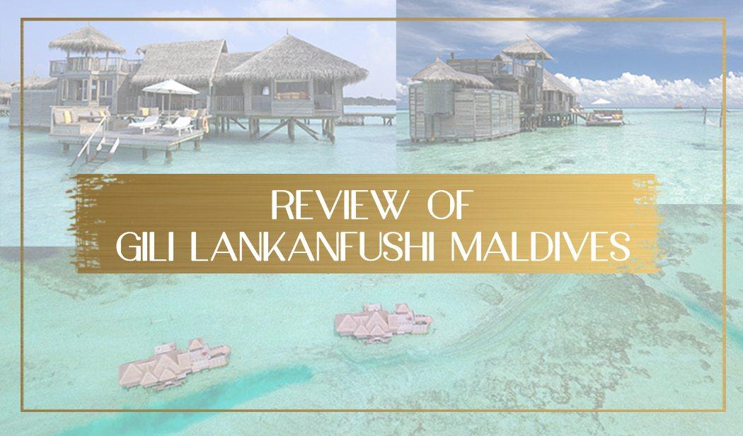 Review of Gili Lankanfushi main