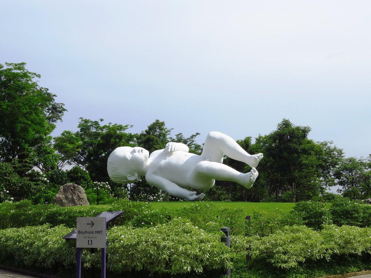 Sculptures Garden by the Bay