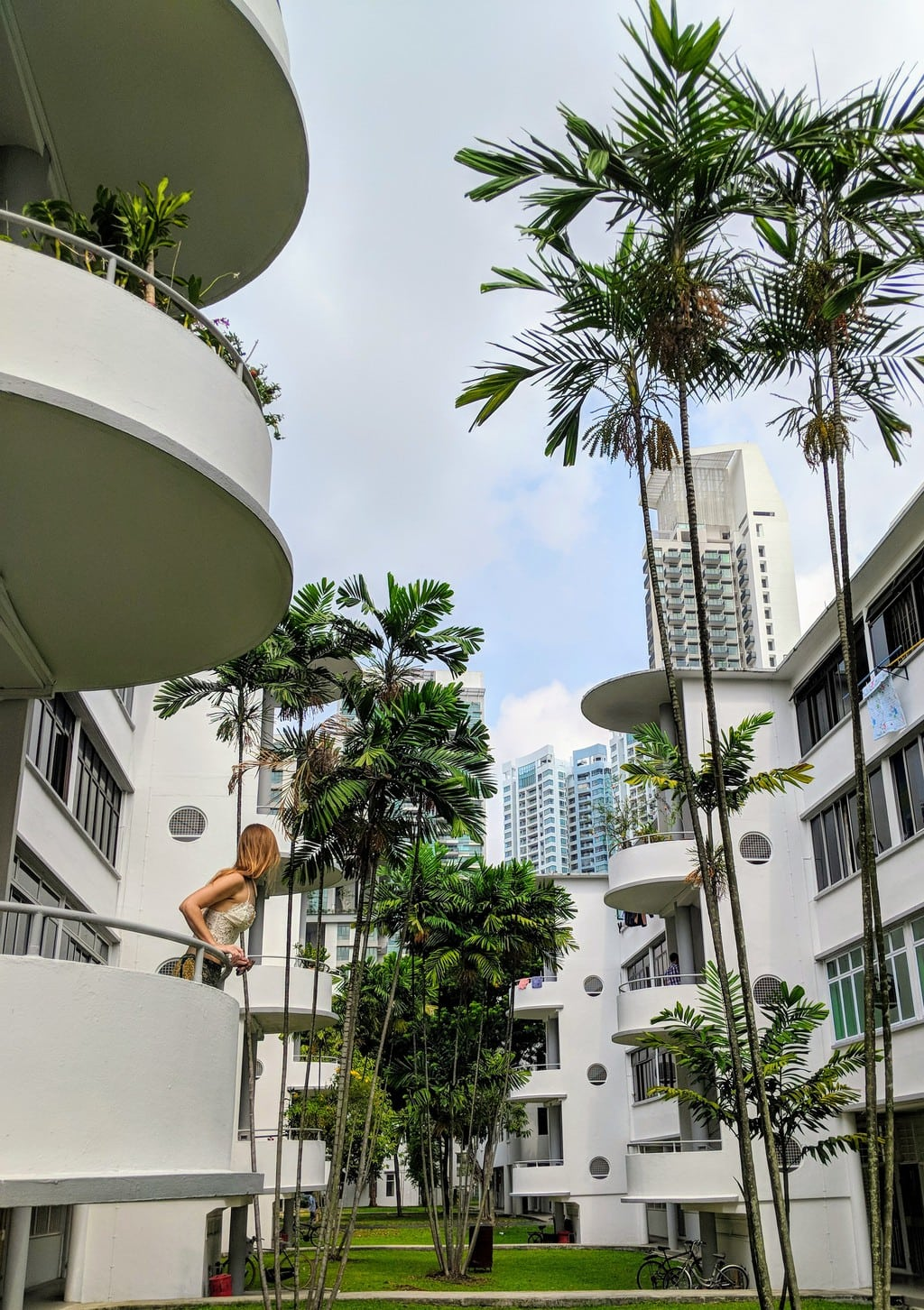 Tiong Bahru architecture