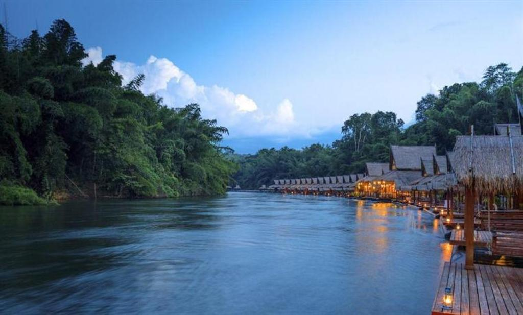Float House River Kwai