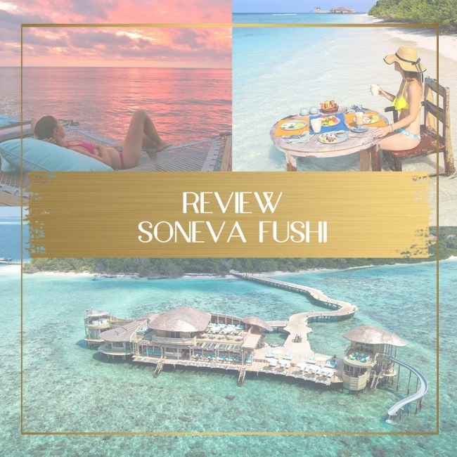 Review of Soneva Fushi feature