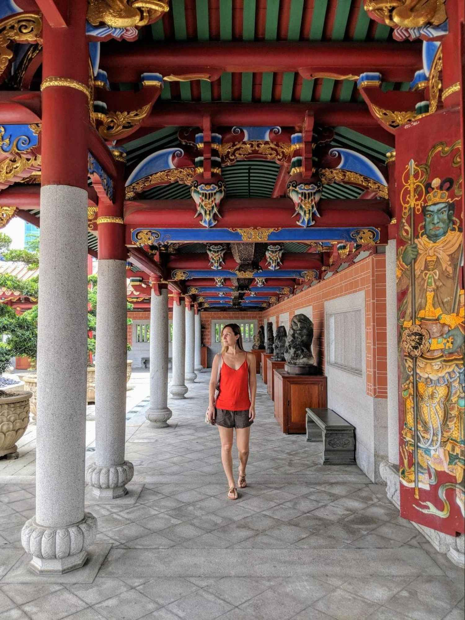 Lian Shan Shuang Lin Monastery 02