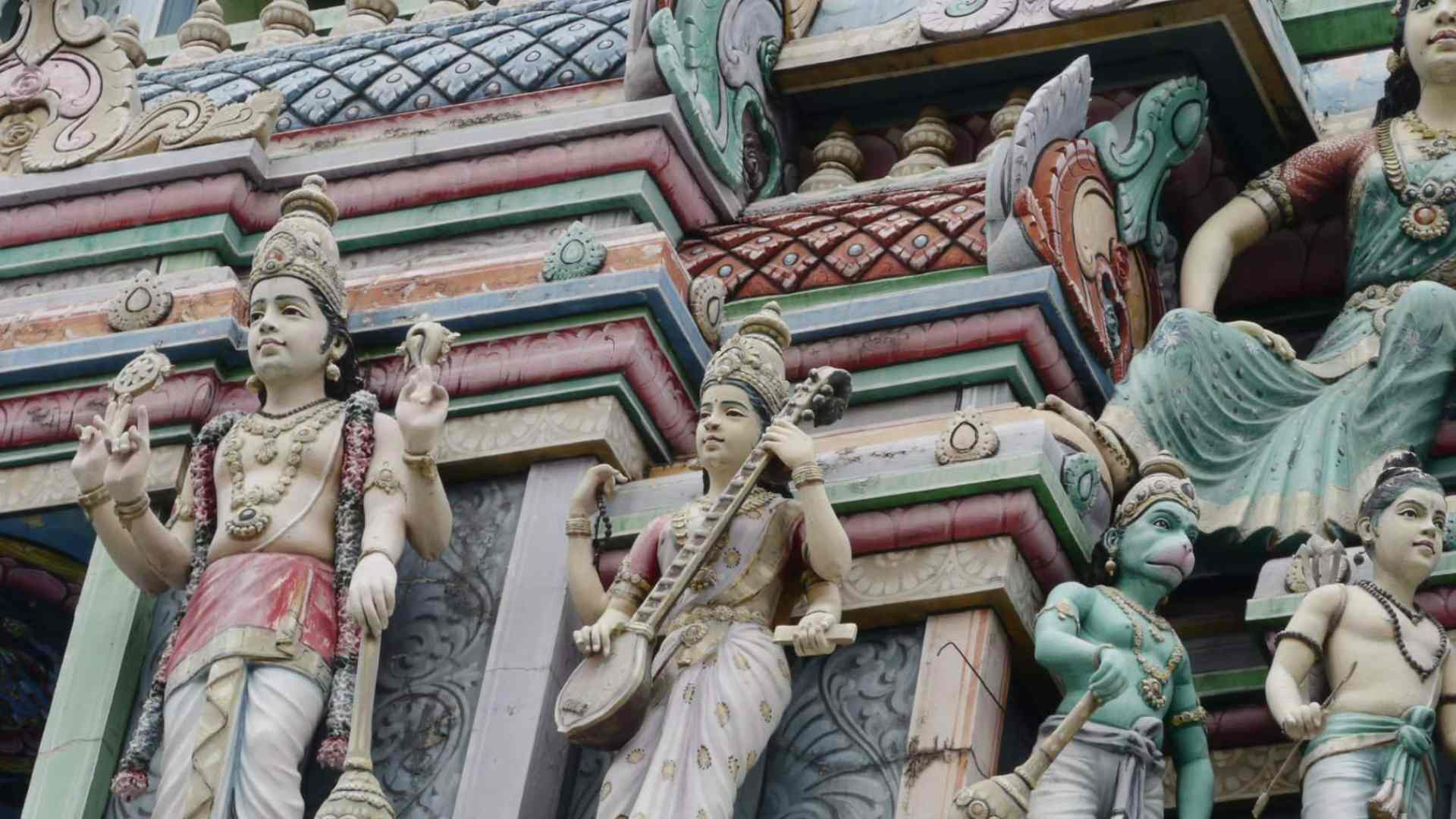 History of Singapore's Little India