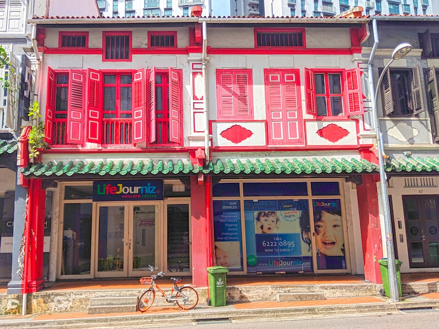 Craig Road Shophouses