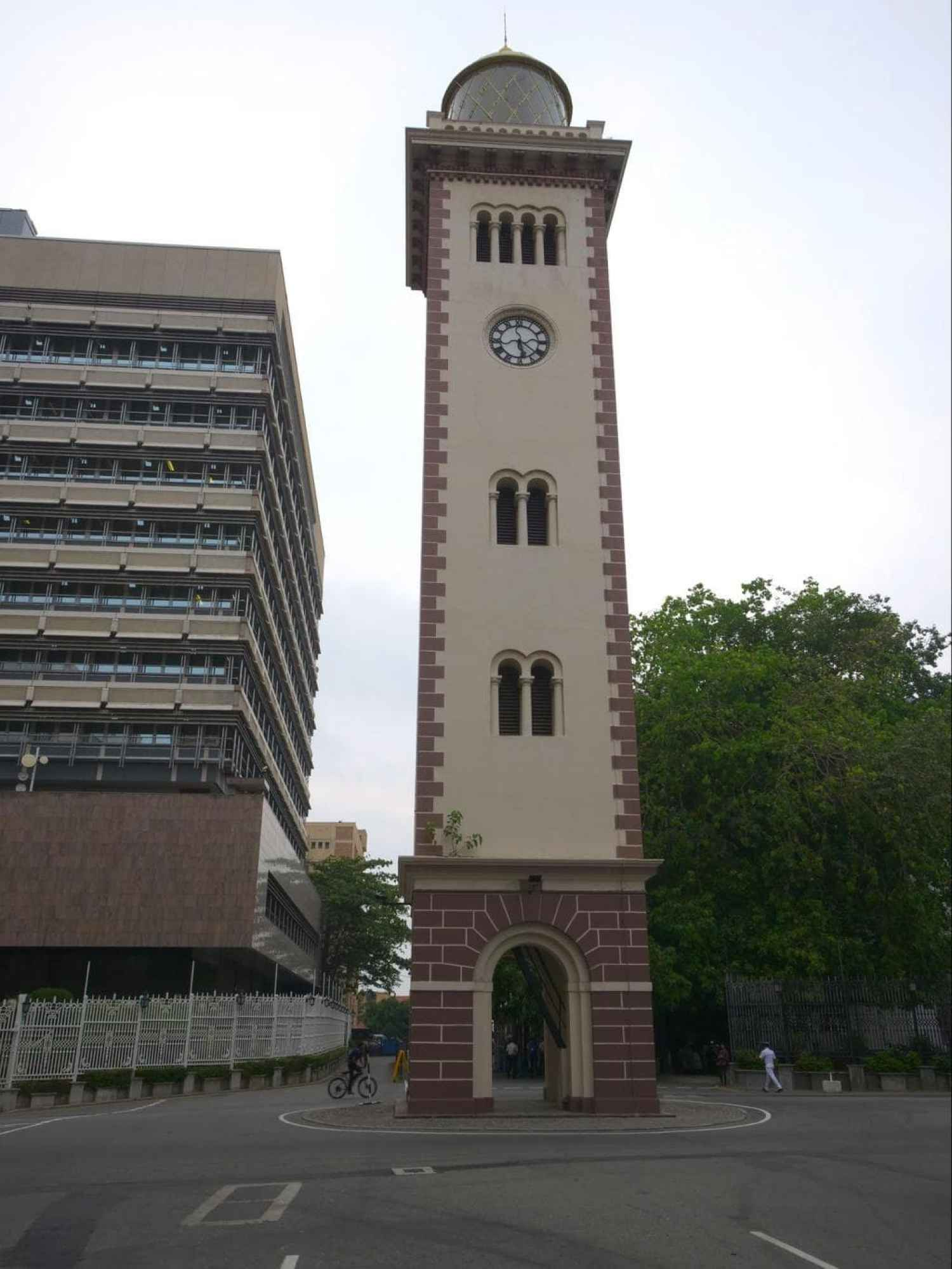 Lighthouse Clock Tower