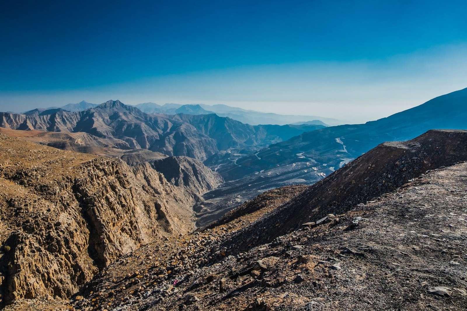 Ras Al Khaimah view