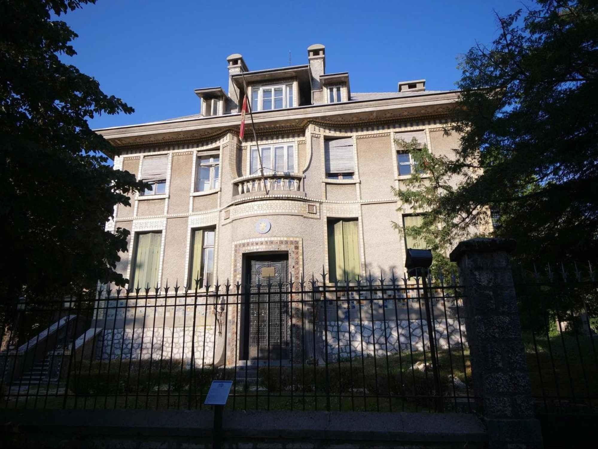 French Embassy in Cetinje