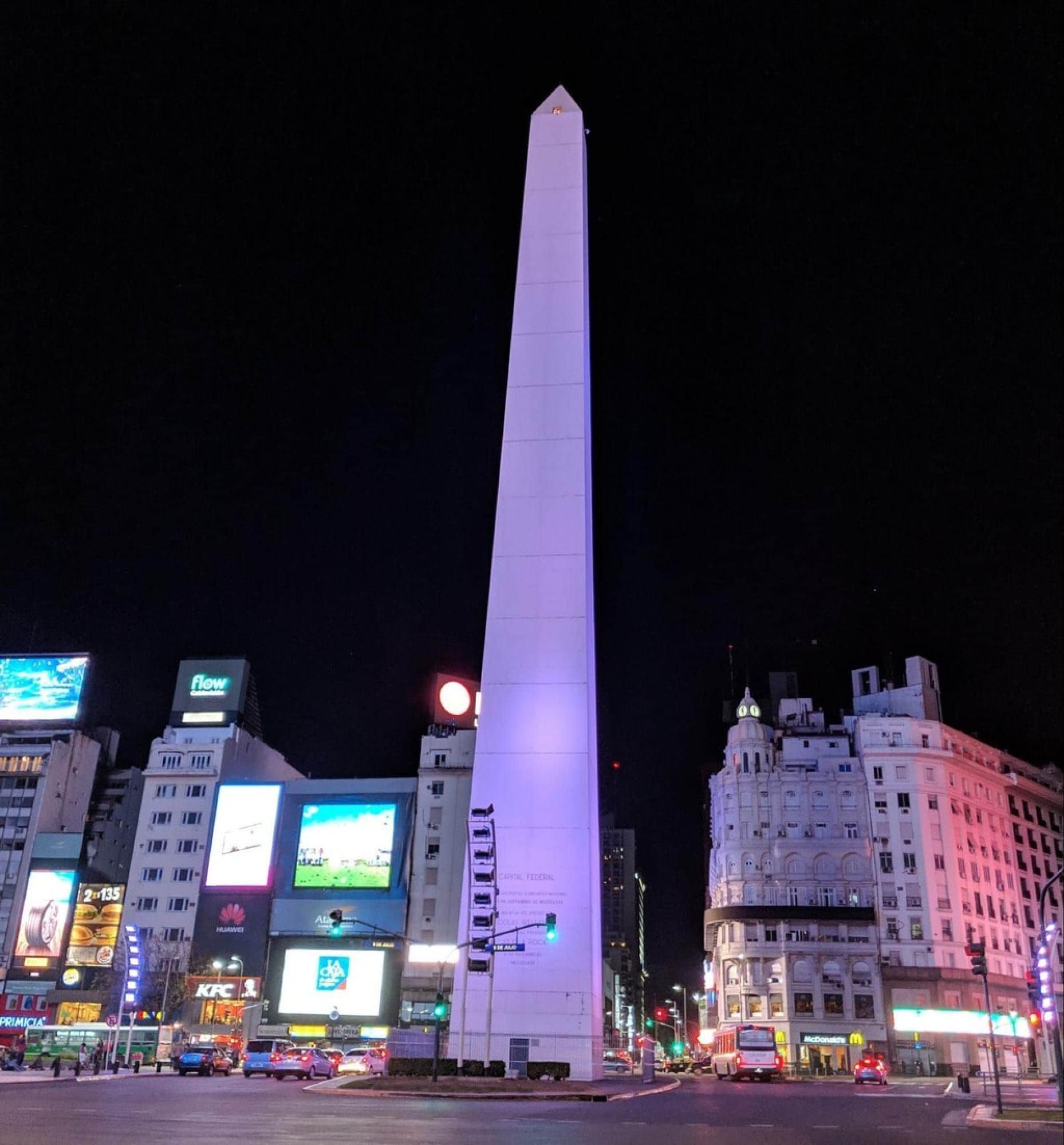 Photograph El Obelisco