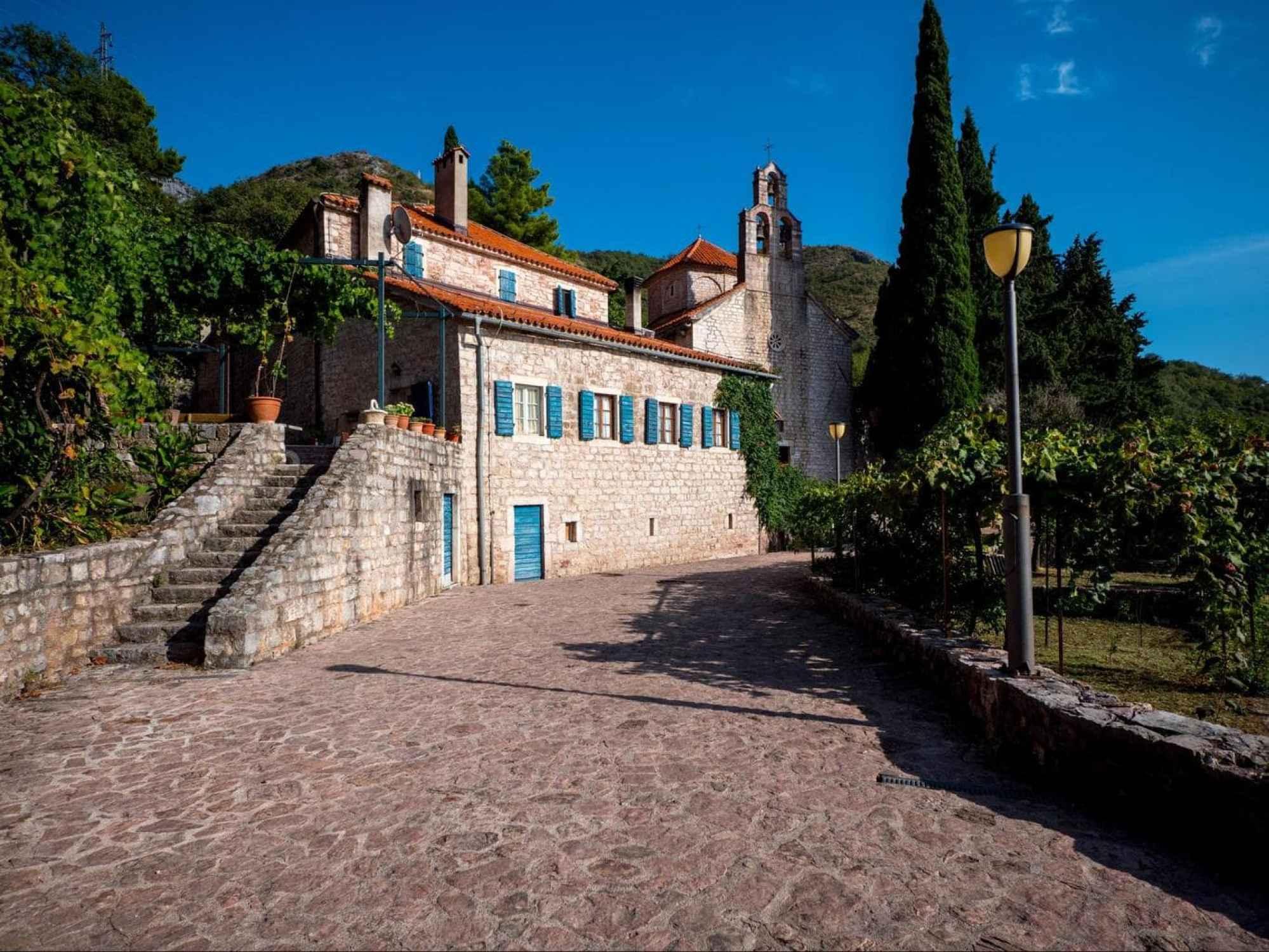 Praskvica Monastery