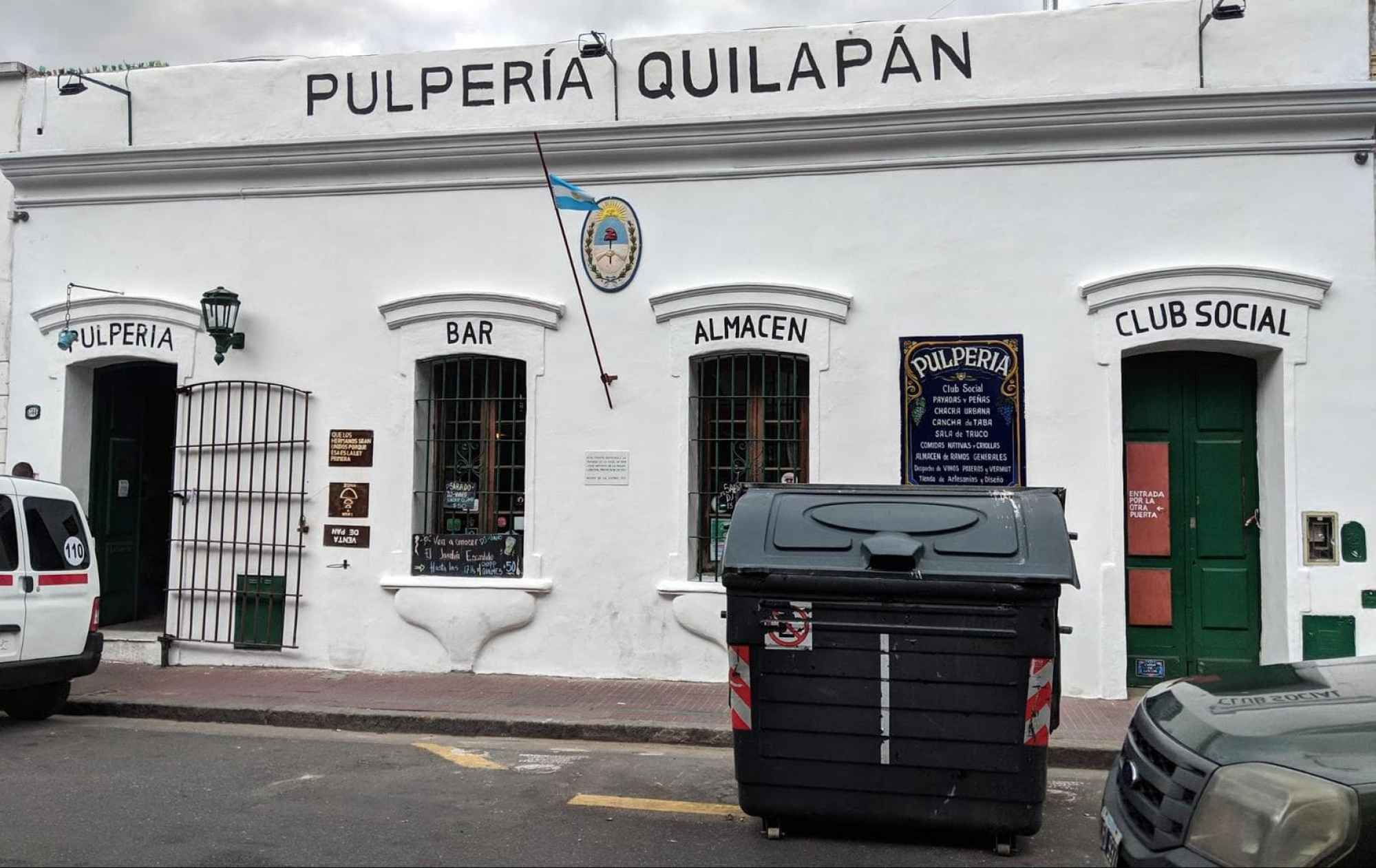 Pulperia Quilapan