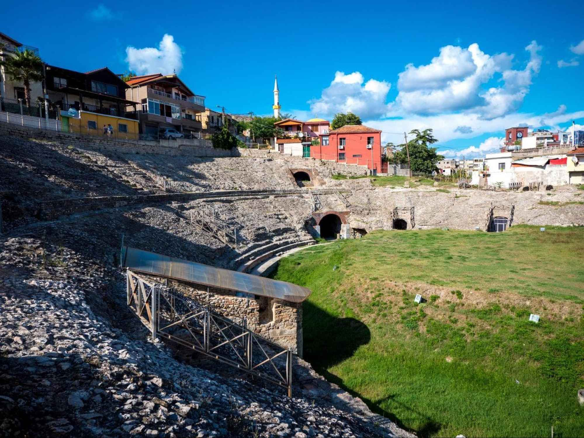 Roman Amphitheatre of Durres