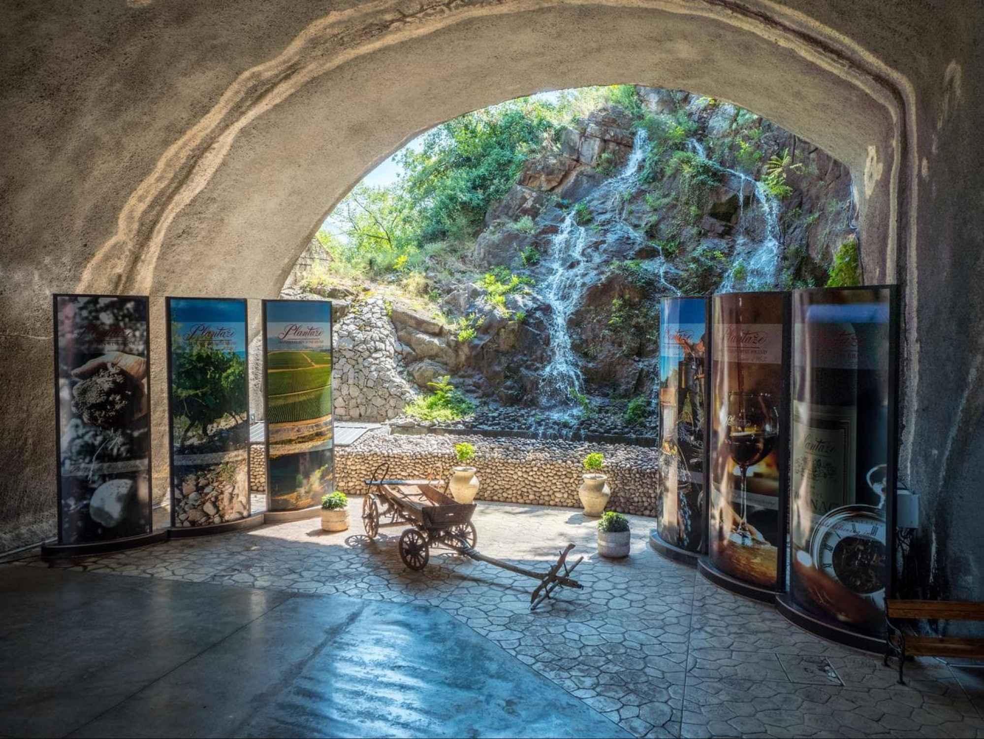 Savina Monastery views