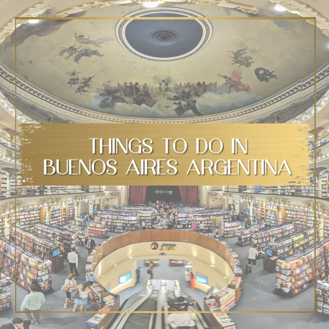 Things to do in Buenos Aires feature